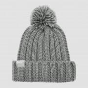 MP Bobble Hat - Grey