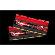 G.Skill TridentX DDR3 16GB (2x8GB) 2400MHz CL10 1.65V XMP