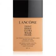 Lancôme Teint Idole Ultra Wear Nude maquillaje ligero matificante tono 049 Beige Pêche 40 ml