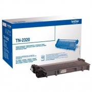Brother TN-2320 toner negro 2.6k