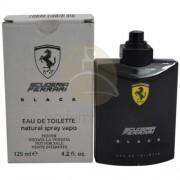 Ferrari - Scuderia Ferrari Black férfi 125ml eau de toilette teszter