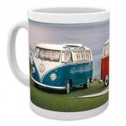 geschenkidee.ch VW Camper Tasse Zwei Bullis