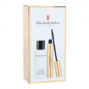 Elizabeth Arden Ceramide tonalità 01 Black confezione regalo mascara 7 ml + preparazione per la cura del viso All Gone Makeup Remover 50 ml