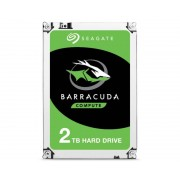 Seagate Barracuda ST2000DM008 disco duro interno Unidad de disco duro 2000 GB Serial ATA III
