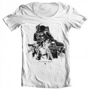 The Galactic Empire Wide Neck Tee, Wide Neck Tee