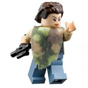 New Lego Star Wars Princess Leia Minifigure 75094 Minifig Figure Tydirium Endor