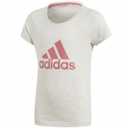 Tricou copii adidas Performance Essentials Logo CF7253