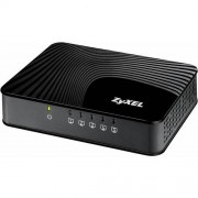 Switch ZyXEL GS-105S v2 5-Port Desktop Gigabit Ethernet Media