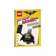 BAT-450 Jurnal cu activitati LEGO Batman Movie