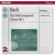 Video Delta Gulda,Friedrich - Well-Tempered Clavier Book 1 - CD