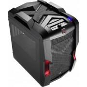 Carcasa Aerocool Strike X Micro-ATX Black CubeTower fara sursa