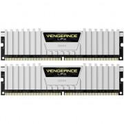 Memorie ram corsair Vengeance LPX, DDR4, 32GB, 2666MHz, CL16 (CMK32GX4M2A2666C16W)