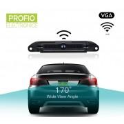 WiFi parkovací 170 ° kamera na mobil s nočním viděním + IP68
