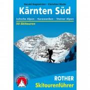 BvR Skitourenführer Kärnten Süd - 2. Auflage 2015 - Wintersport - Uschnig, Robert - Bergverlag Rother