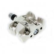 TIME Pedales MX6 VTT Blanc
