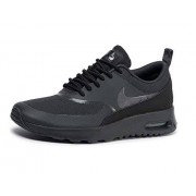 Nike Air MAX Thea- Zapatillas para Mujer, Color Off Noir/Gridiron-Black-Summit White, 9