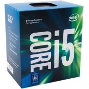 "Intel bx80677i57400 Quad-Core ""kaby Lake"" processor (basistakt 3.00 GHz, turbotakt 3.50 GHz) Grijs"