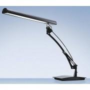 Certeo LED-Tischlampe TORINO - 5 Watt - schwarz