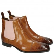Melvin & Hamilton Woody 7 Hommes Bottines Marron pointure: Du 39 au 47
