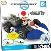 K'NEX Nintendo Mario Kart Wii Toad Kart Building Set by K'NEX