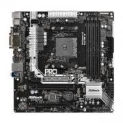 Дънна платка ASROCK X370M PRO4, AMD Socket AM4, AMD Promontory X370, Micro ATX, DDR4, ASROCK X370M PRO4 /AM4