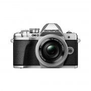 Olympus E-M10III PancakeZoom + EZ-M1442 EZ kit Цифров Фотоапарат 17.2 Mp