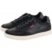 Levi's Sneaker Perris Oxford Dunkelblau - Dunkelblau 42