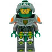 ClicTime LEGO Nexo Knights - Aaron Alarm Clock
