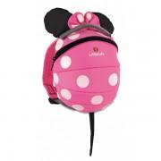 Детска раница LittleLife Disney Мини Маус в розово, 2 л
