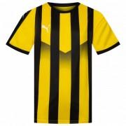 PUMA Liga Striped Kinderen Shirt 703425-07 - geel - Size: 128