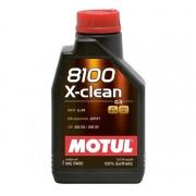 MOTUL 8100 X-clean 5W-30 1L motorolaj