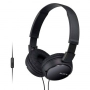 Sony MDR-ZX110AP Auriculares Hifi Negro