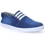 Shoe Bazzar Mens Blue Denim Casual Shoes Casuals For Men(Blue)