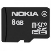 Nokia MicroSDHC 8GB, 1 adapterrel MU-43