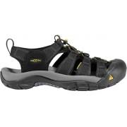 Keen M's Newport H2 Black 2019 US 11,5 45,5 Sandaler