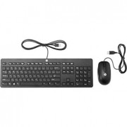 HP-CTO T6T83AA#ABA HP Slim USB Keyboard and Mouse