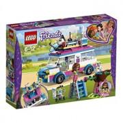 LEGO Friends, Vehiculul de misiune al Oliviei 41333