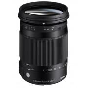 Pachet Sigma 18-300mm f 3.5-6.3 DC MACRO OS HSM C Nikon +Manfrotto Filtru UV slim