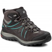 Туристически SALOMON - Ellipse 2 Mid Ltr Gtx W GORE-TEX 394735 25 V0 Phantom/Castor Gray/Aruba Blue