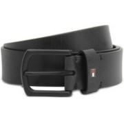 Tommy Hilfiger Men Casual Black Genuine Leather Belt