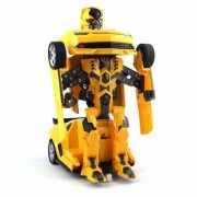 Converting Car to Robot Transformer for Kids