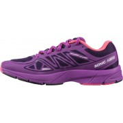 Salomon Sonic Aero Hardloopschoenen Dames violet 38 2/3 2016 Trailrunning schoenen