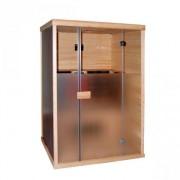 Cabina sauna cu infrarosu Sanotechnik Phonix D50510, 2 persoane