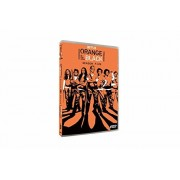 Orange Is The New Black Season 5 DVD 4 Discs