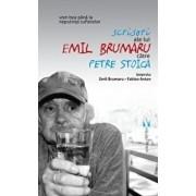 Scrisori ale lui Emil Brumaru catre Petre Stoica/Fabian Anton