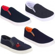 Oricum Casual Loafer Shoes Loafers For Men(Multicolor)