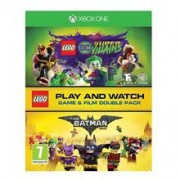 Lego Dc Super Villains Game And Film Double Pack Xbox One