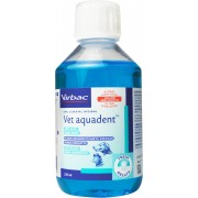 Virbac Vet Aquadent anti-plack lösning 250 ml