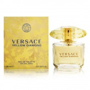 Versace Yellow Diamond Eau De Toilette Spray 50 Ml