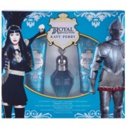 Katy Perry Royal Revolution lote de regalo I. eau de parfum 30 ml + leche corporal 75 ml + gel de ducha 75 ml